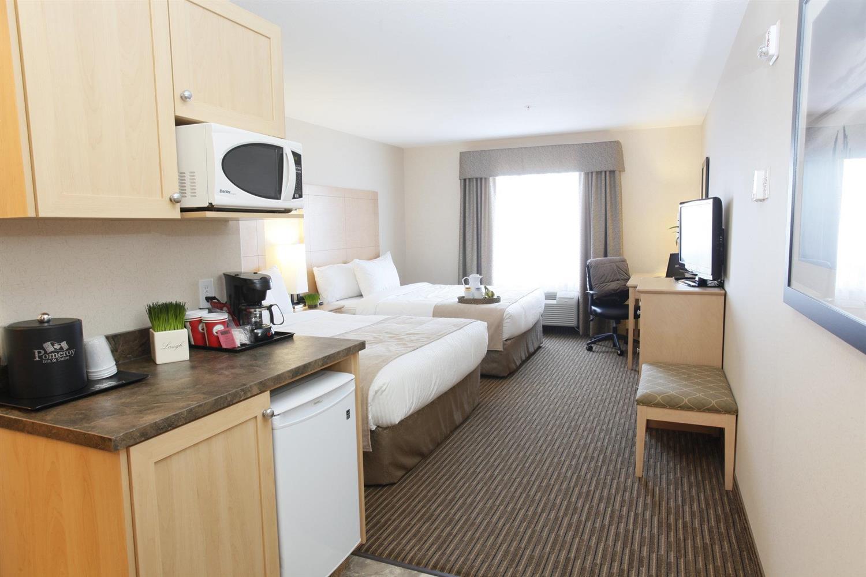 Conference Area - Pomeroy Inn & Suites Vegreville