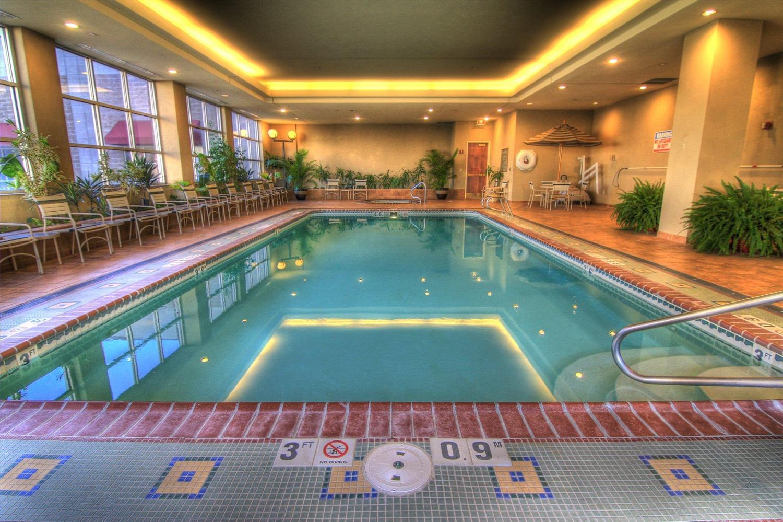 Pool Capitol Plaza Hotel Topeka
