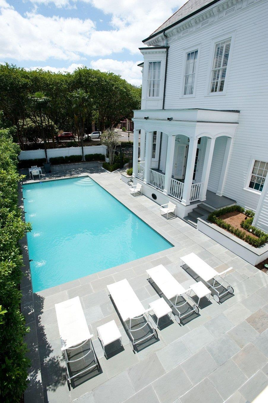 Pool - Melrose Mansion New Orleans