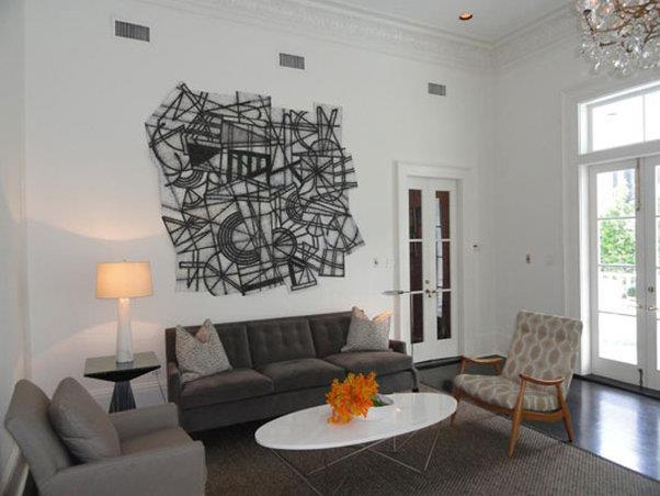Lobby - Melrose Mansion New Orleans