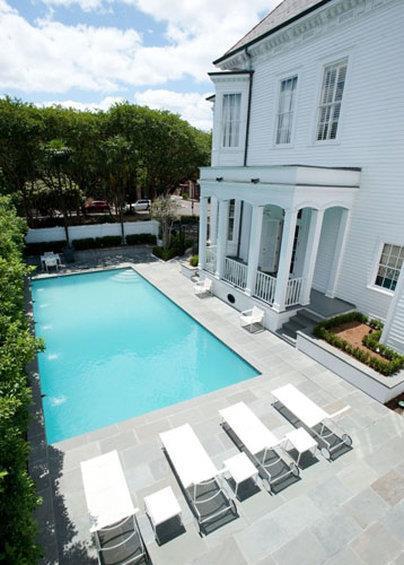 Recreation - Melrose Mansion New Orleans