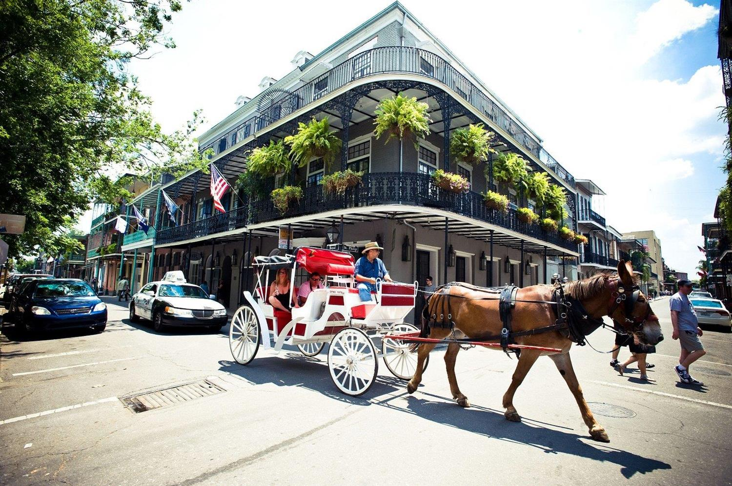 Exterior view - Hotel Royal New Orleans