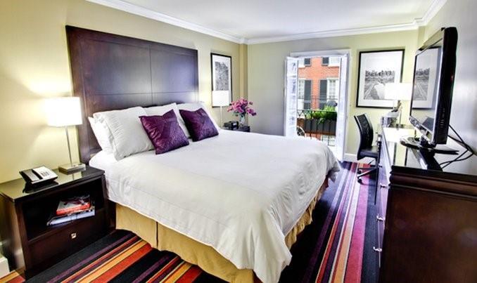 Room - Hotel Le Marais New Orleans