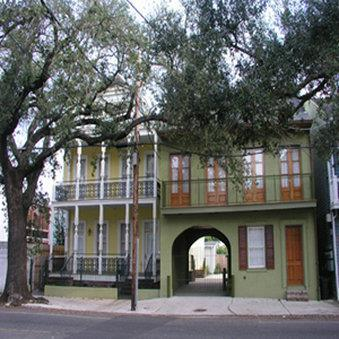 Exterior view - Prytania Park Hotel New Orleans