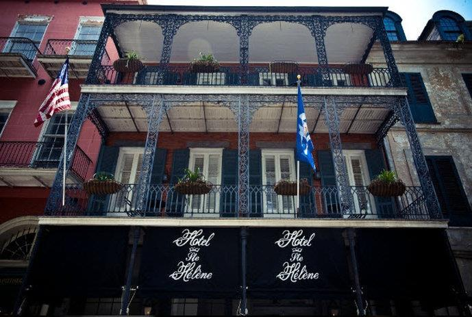 Exterior view - Hotel St Helene New Orleans