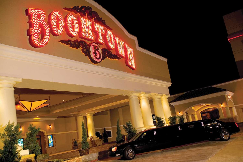 Exterior view - Boomtown Hotel & Casino Bossier City