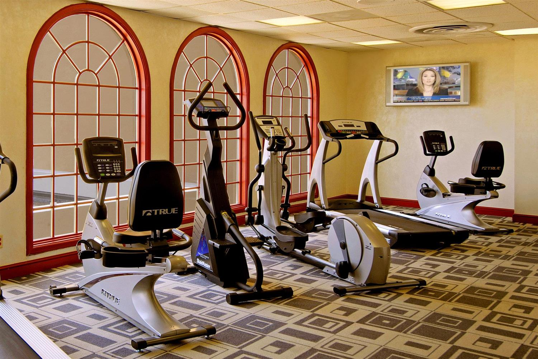 Fitness/ Exercise Room - La Posada Hotel & Suites Laredo