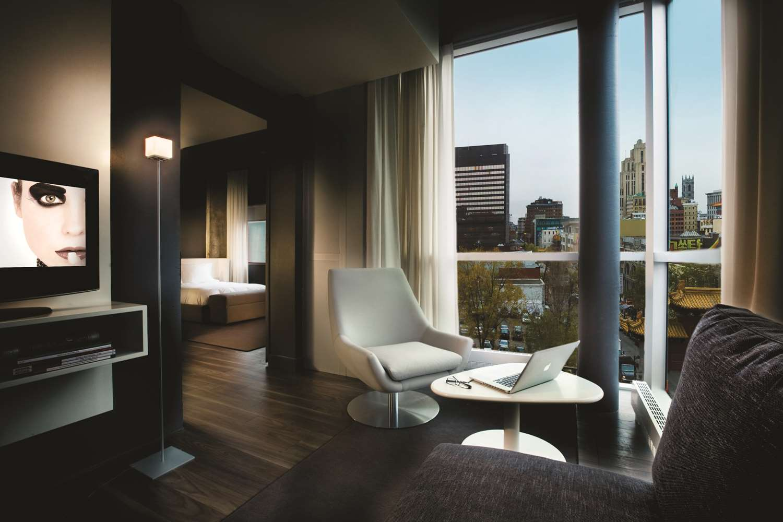 Amenities - Hotel Zero 1 Montreal