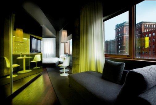 Suite - Hotel Zero 1 Montreal