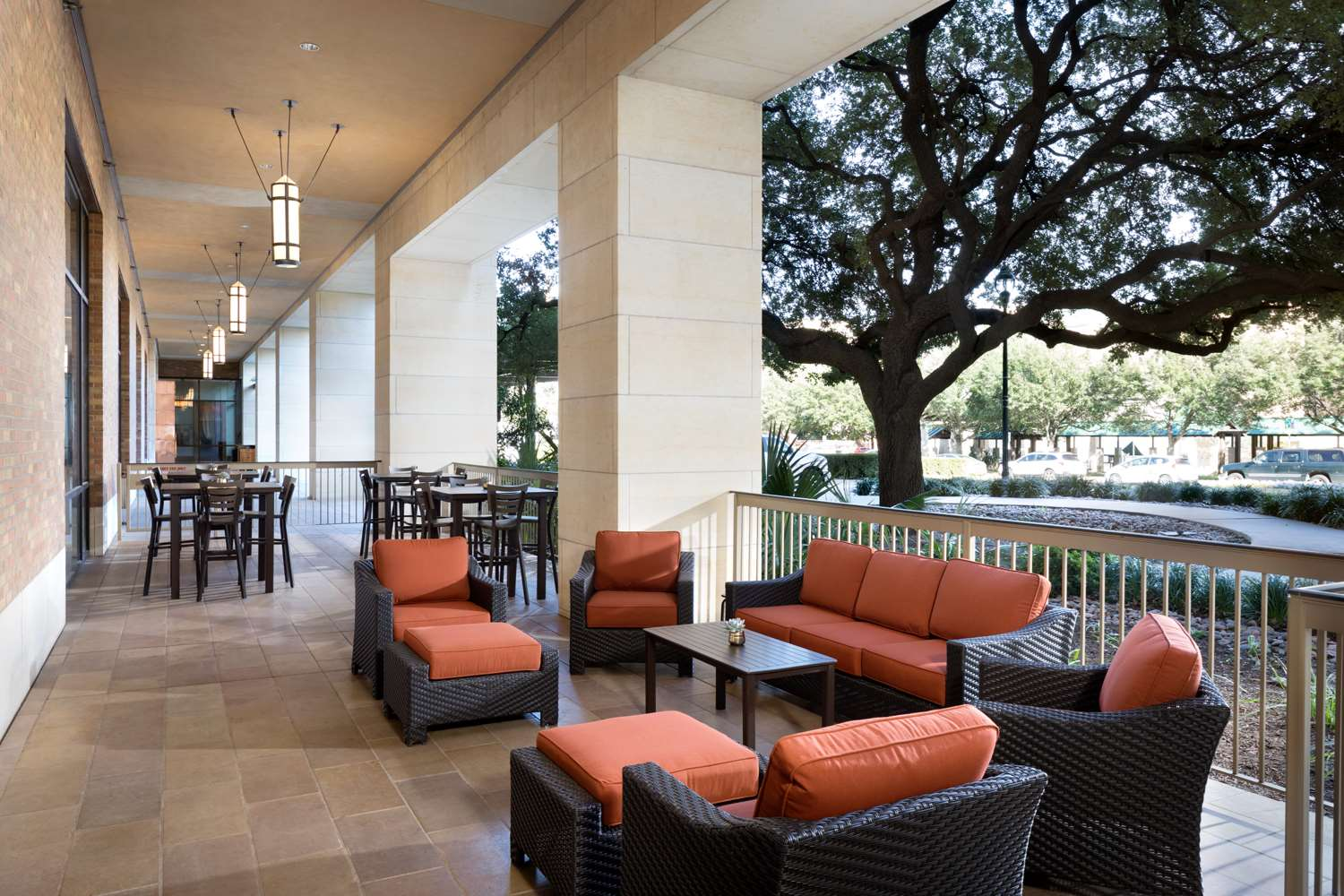 Amenities - AT&T Conference Center & Hotel Austin