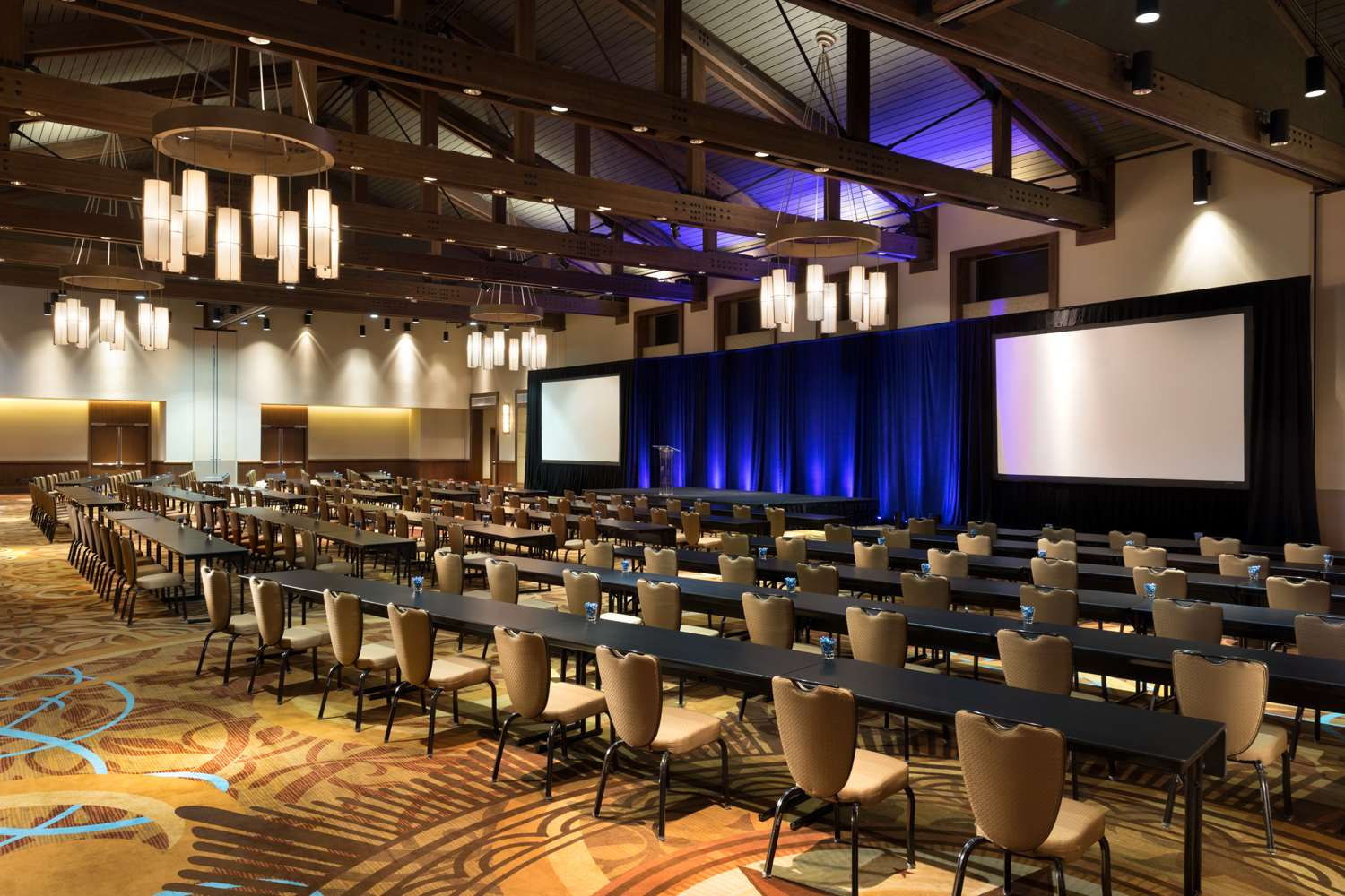 Ballroom - AT&T Conference Center & Hotel Austin