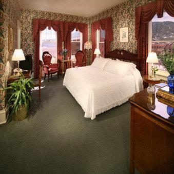 Room - Hotel Boulderado Boulder