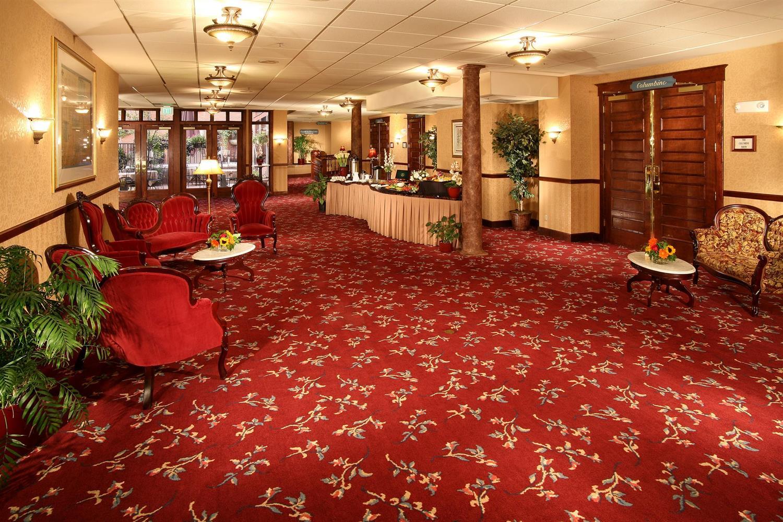 Lobby - Hotel Boulderado Boulder