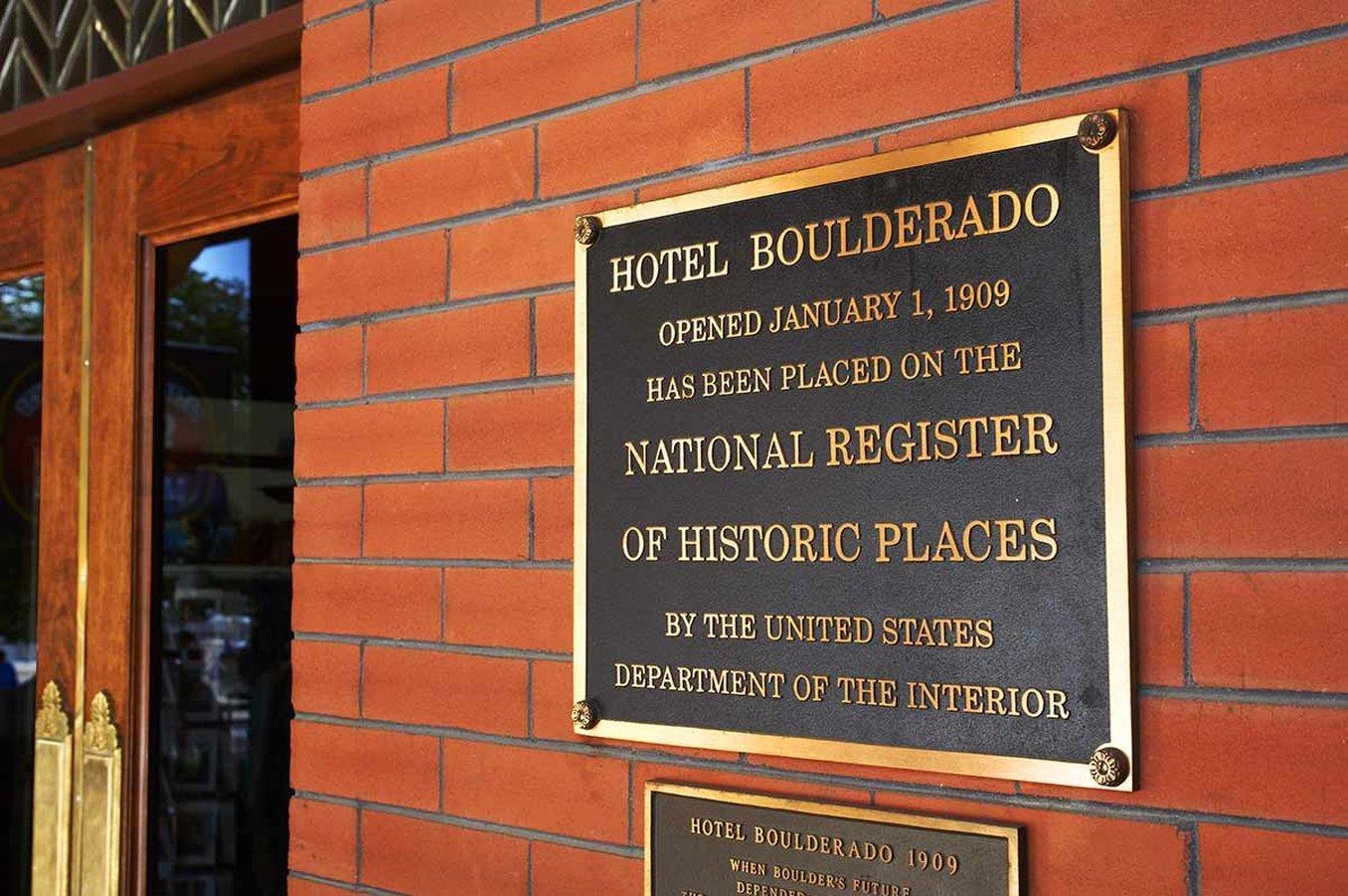 proam - Hotel Boulderado Boulder