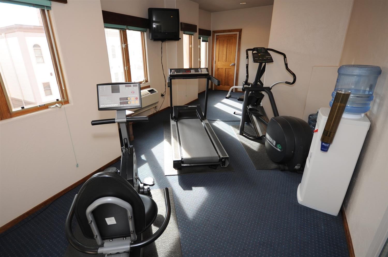 Fitness/ Exercise Room - Table Mountain Inn Golden