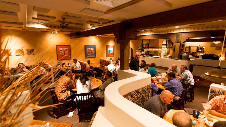 Restaurant - Table Mountain Inn Golden