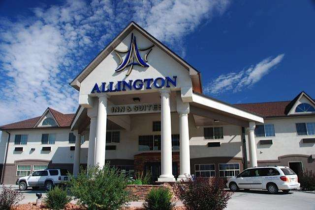 Exterior view - Allington Inn & Suites Kremmling