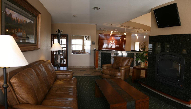 Lobby - Allington Inn & Suites Kremmling