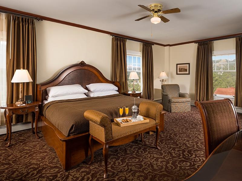 Suite - Stanley Hotel Estes Park
