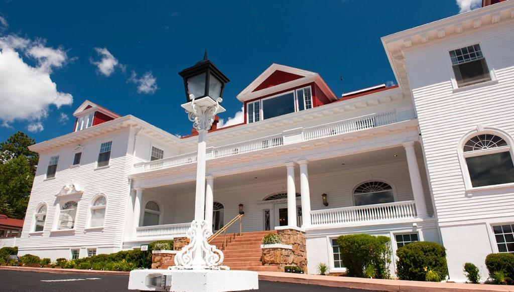 Exterior view - Stanley Hotel Estes Park