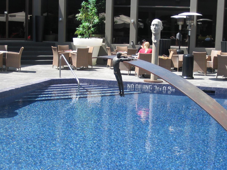 Pool - Hotel Arts Calgary