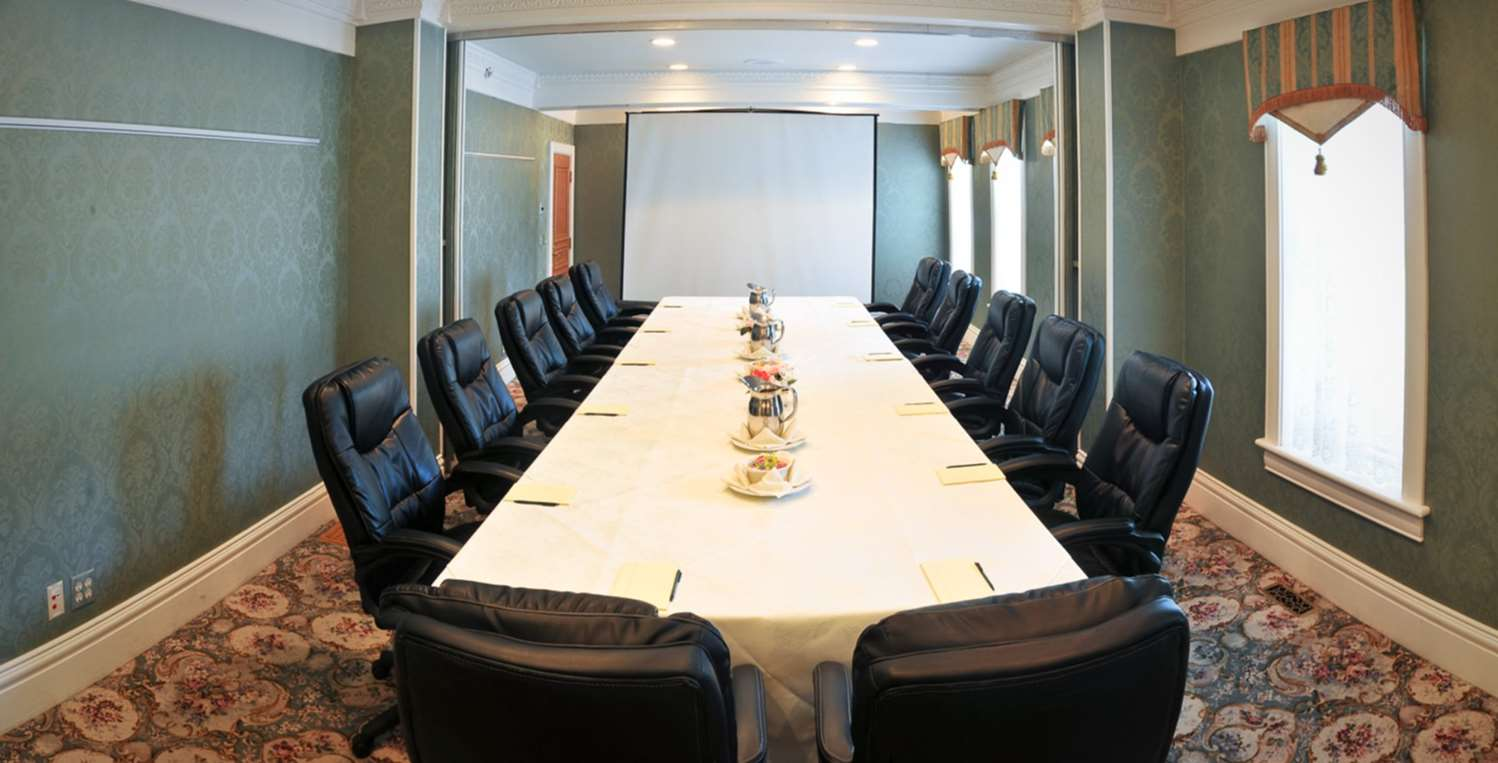 Meeting Facilities - Cliff House Hotel Pikes Peak Manitou Springs