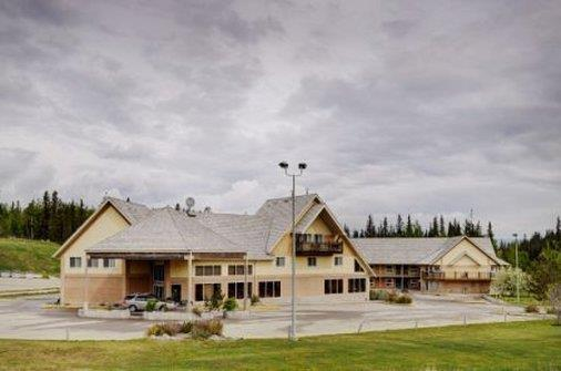 Exterior view - Lakeview Inn & Suites Hinton