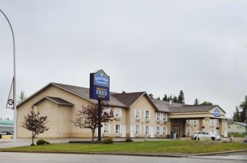 Exterior view - Lakeview Inn & Suites Edson