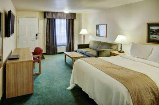 Room - Lakeview Inn & Suites Edson