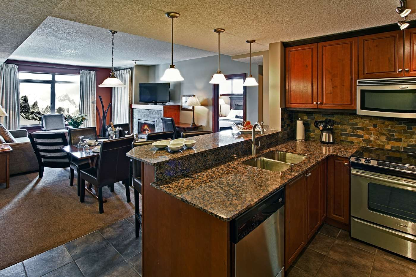 Suite - Blackstone Mountain Lodge Canmore
