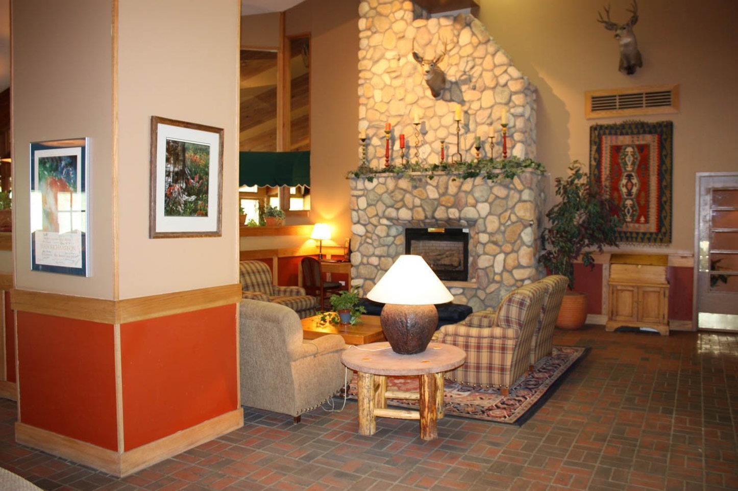 Lobby - Evergreen Lodge Vail