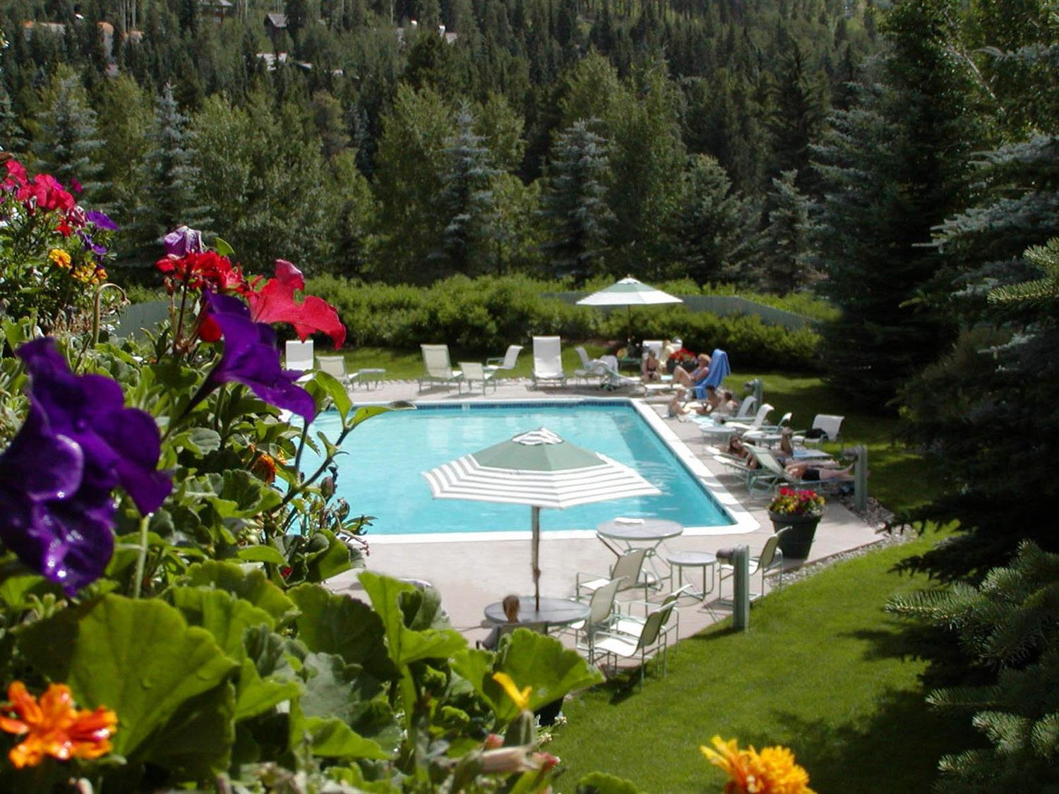 Pool - Evergreen Lodge Vail