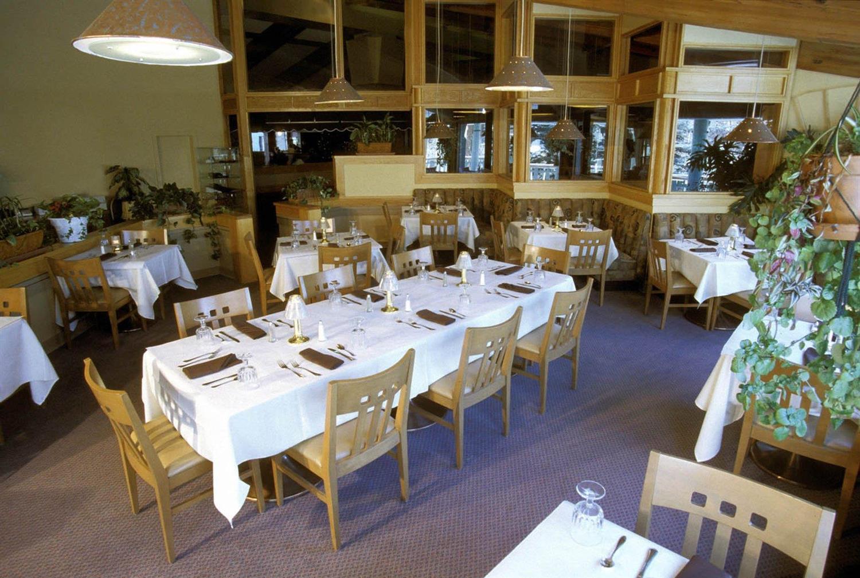 Restaurant - Evergreen Lodge Vail