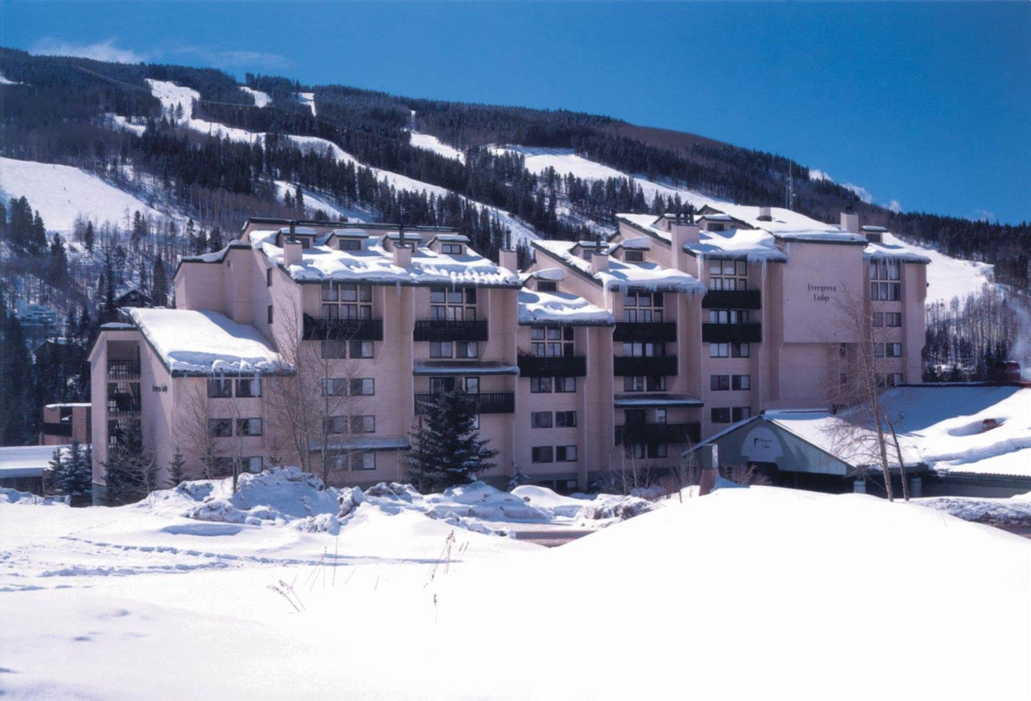 Exterior view - Evergreen Lodge Vail