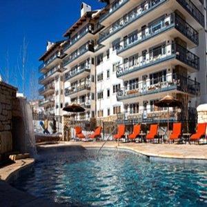 Pool - Lodge Tower Resort Vail