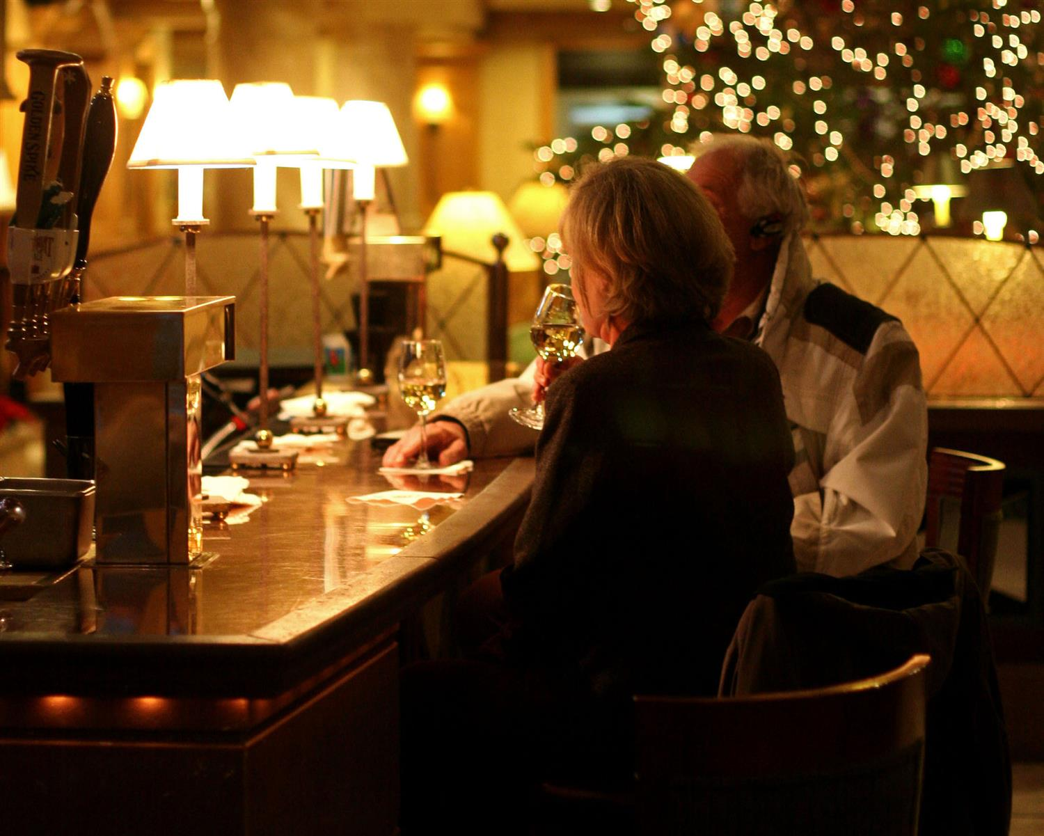 Bar - Chateaux Deer Valley Hotel Park City