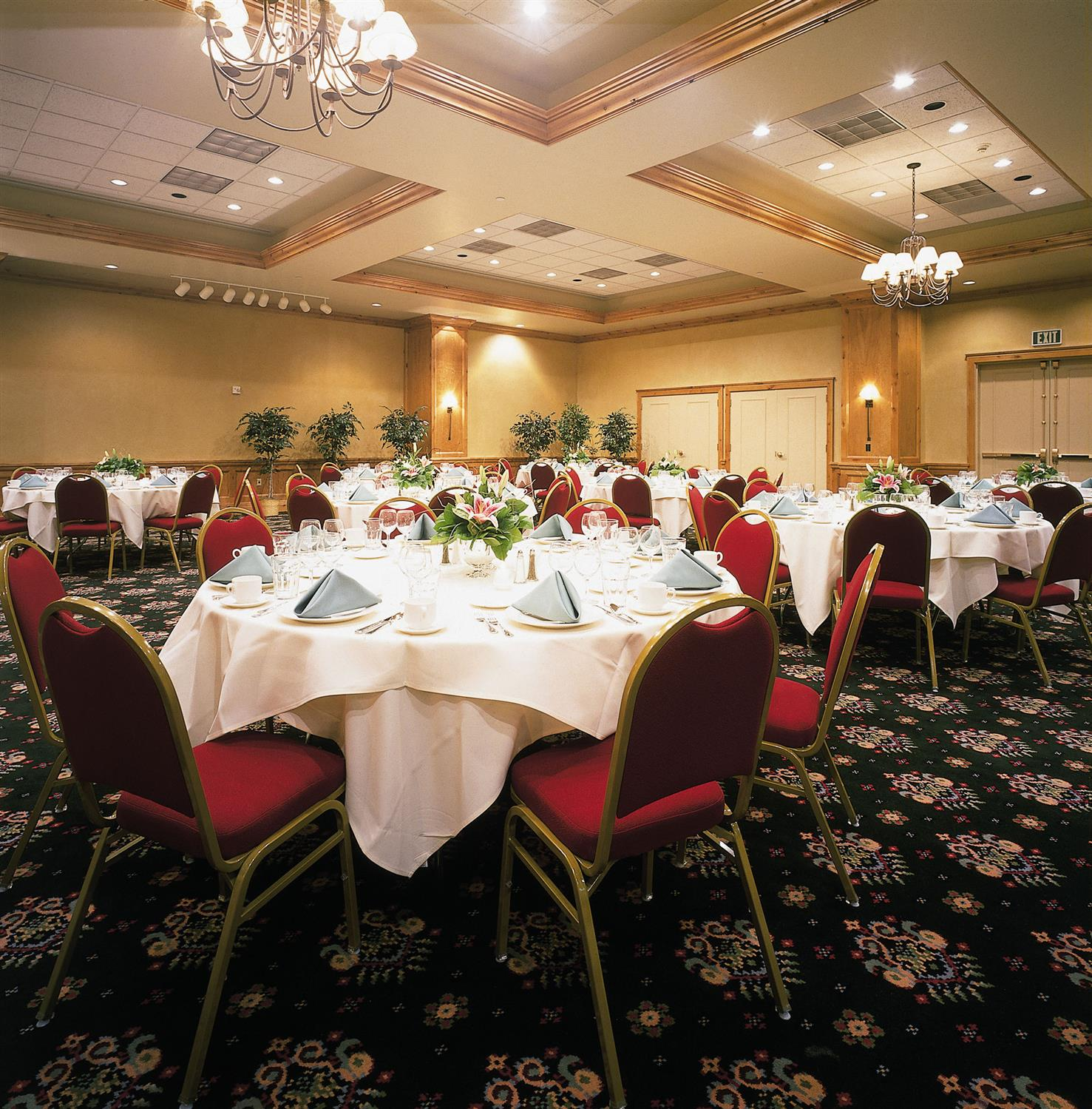 Ballroom - Chateaux Deer Valley Hotel Park City