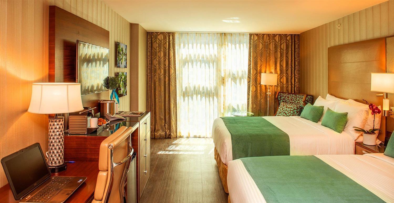 Room - Hotel Blu Vancouver