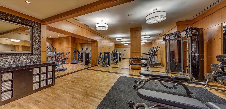 Fitness/ Exercise Room - Grand America Hotel Salt Lake City
