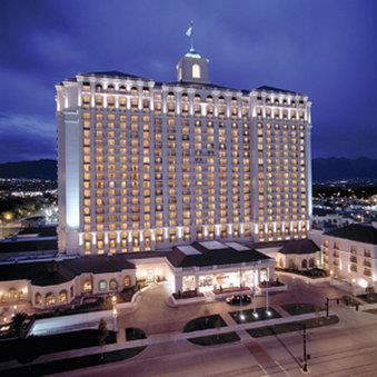 Exterior view - Grand America Hotel Salt Lake City