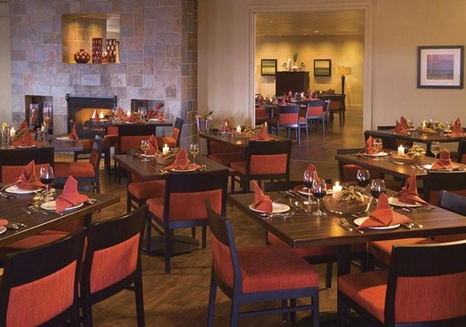 Restaurant - Red Mountain Resort & Spa Ivins