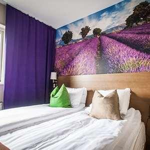 GDS Arken grandlit room