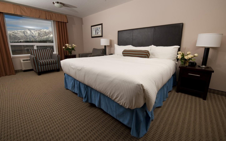 Room - Stoney Nakoda Resort Kananaskis Village
