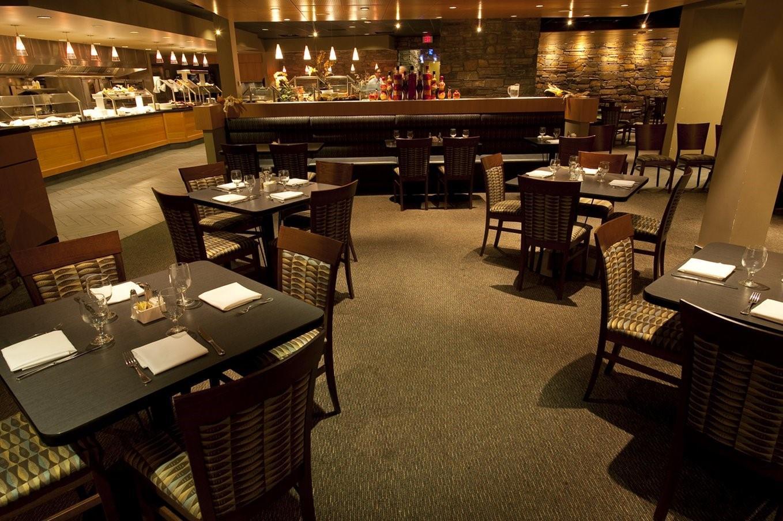 Restaurant - Stoney Nakoda Resort Kananaskis Village