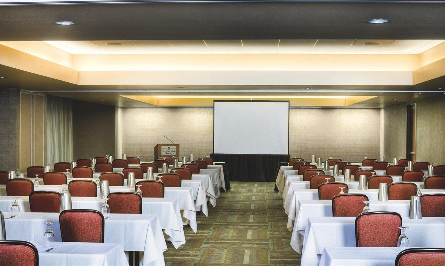 Restaurants In South Scottsdale With Meeting Rooms