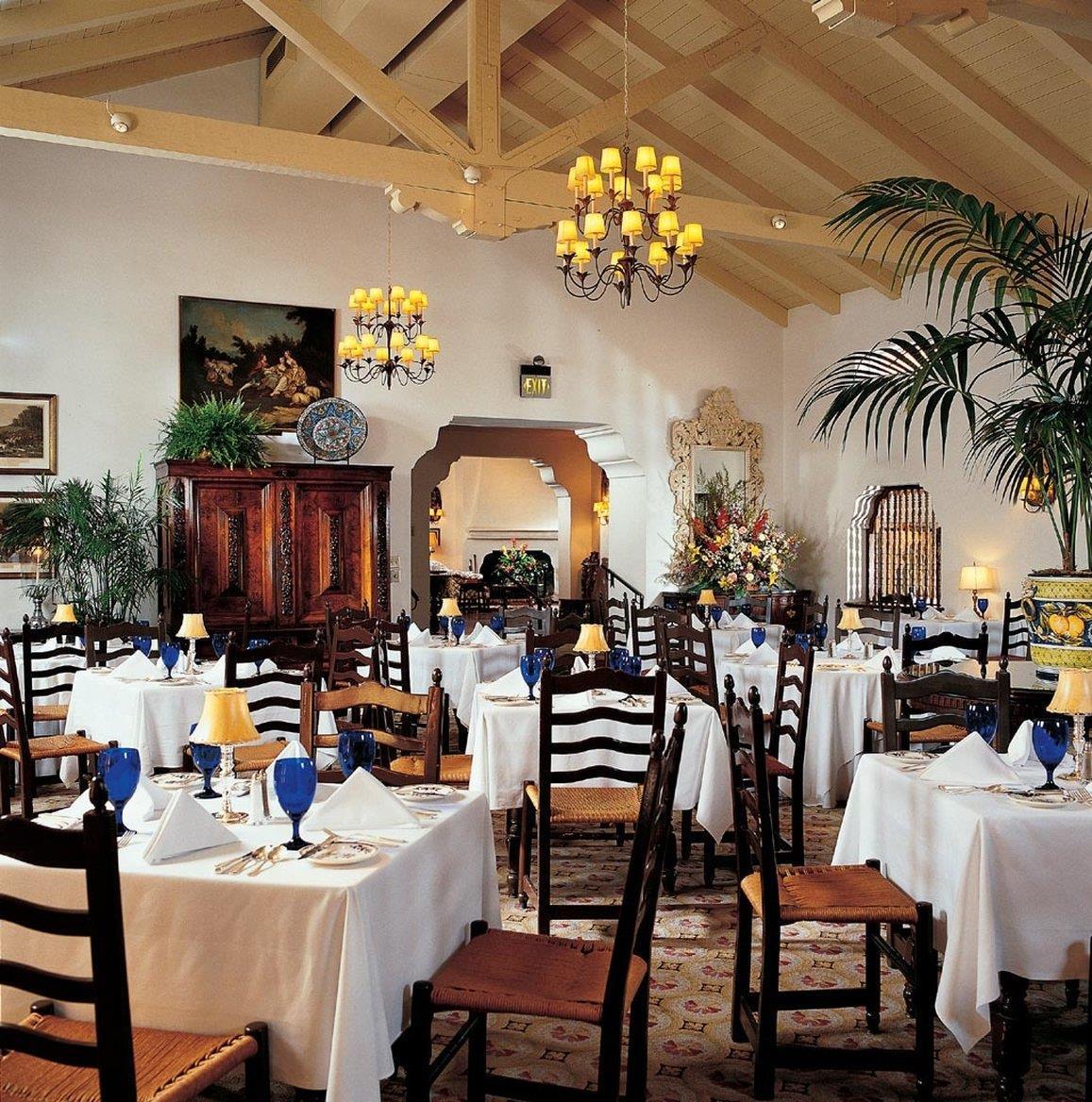 Restaurant - Arizona Inn Tucson