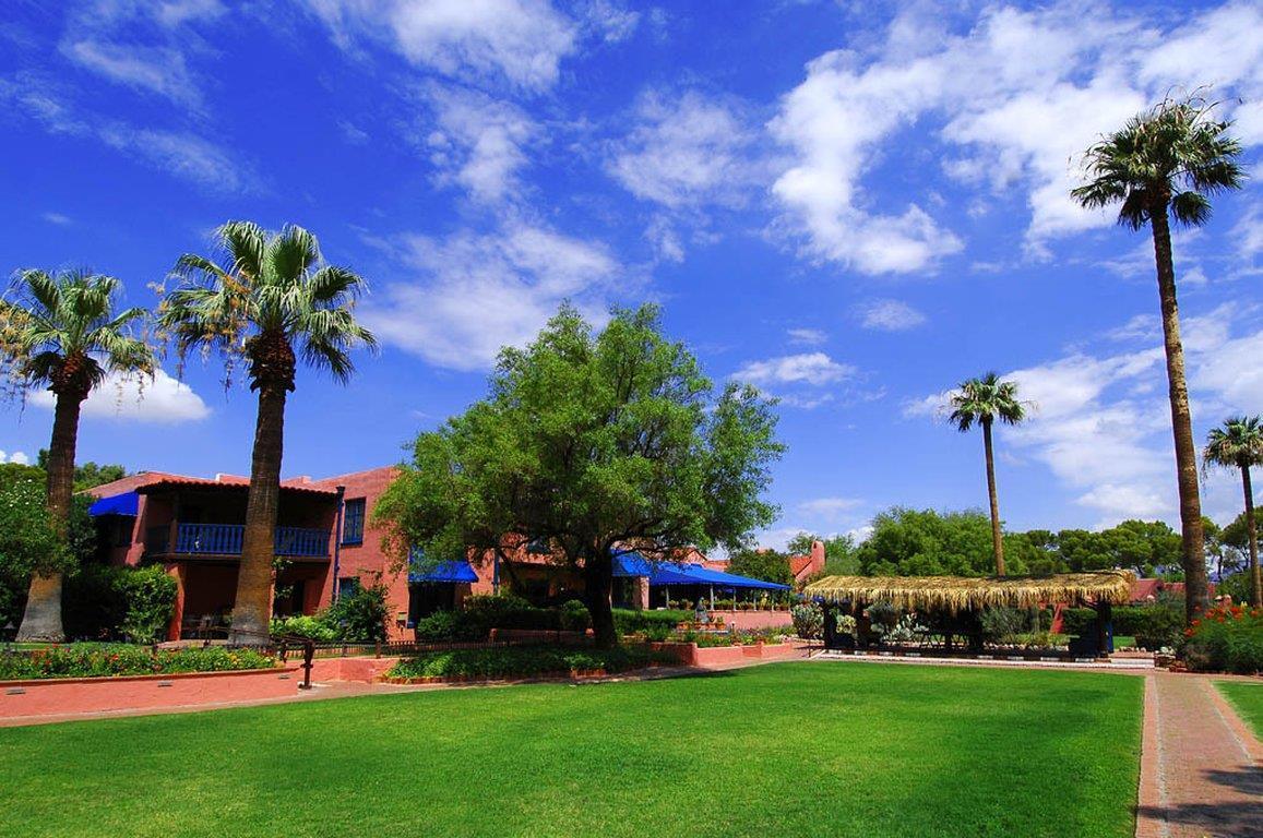 Exterior view - Arizona Inn Tucson