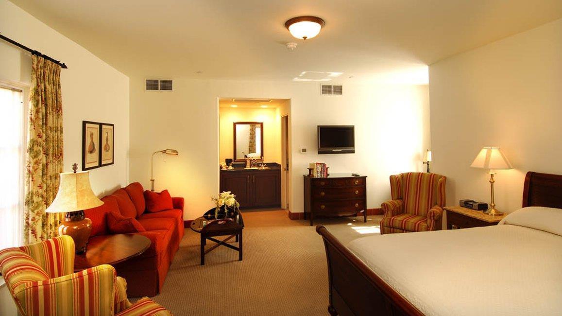 Room - Arizona Inn Tucson