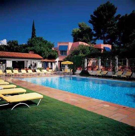 Pool - Arizona Inn Tucson