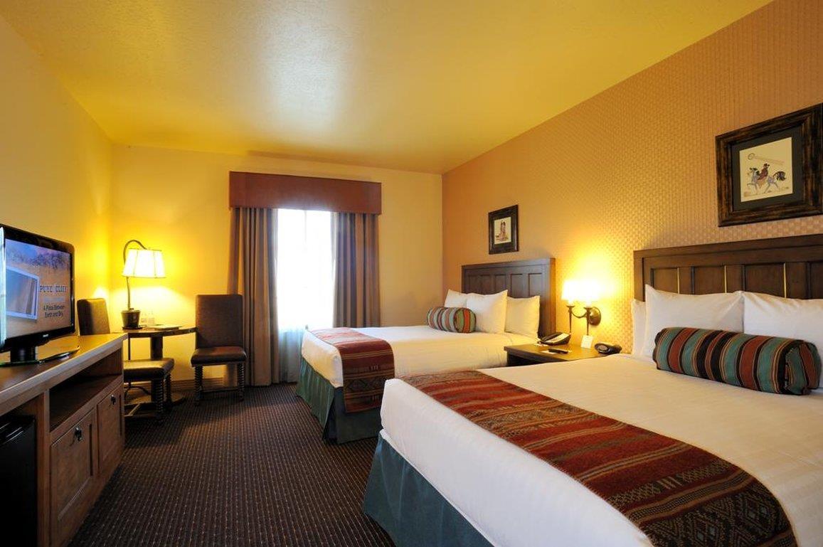 Room - Santa Claran Hotel Espanola